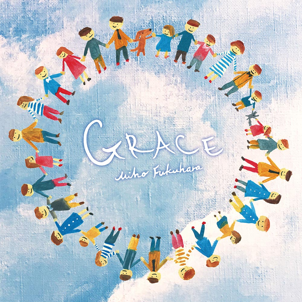 MIHO FUKUHARA NEW SINGLE GRACE